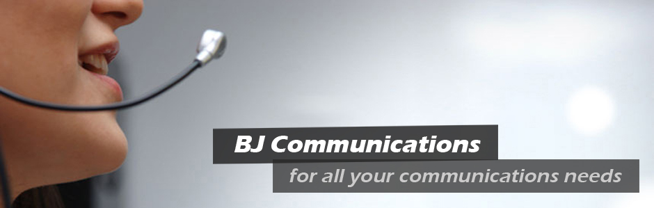 BJ Communications - For all your communications needs